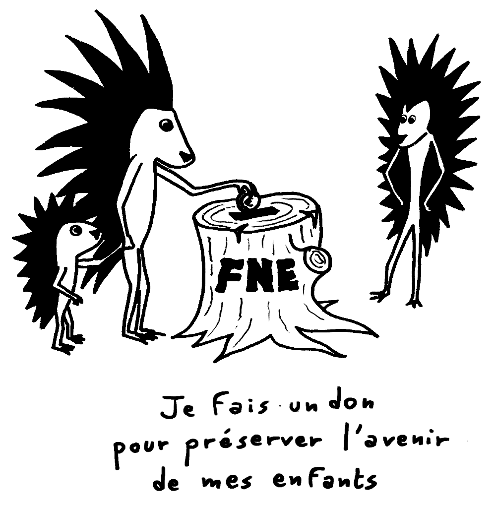 je soutiens les actions en justice de fne lr The Long Long Trailer